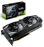 Asus ASUS GeForce DUAL-RTX2080 GeForce RTX 2080 8 GB GDDR6