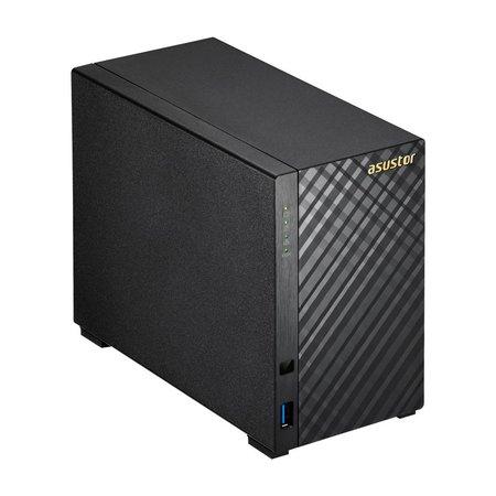 Asustor ASUS AS3102T v2 Ethernet LAN Zwart NAS
