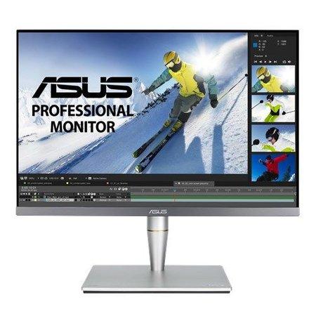 "Asus ASUS ProArt PA24AC 61,2 cm (24.1"") 1920 x 1200 Pixels WUXGA LED Zilver"