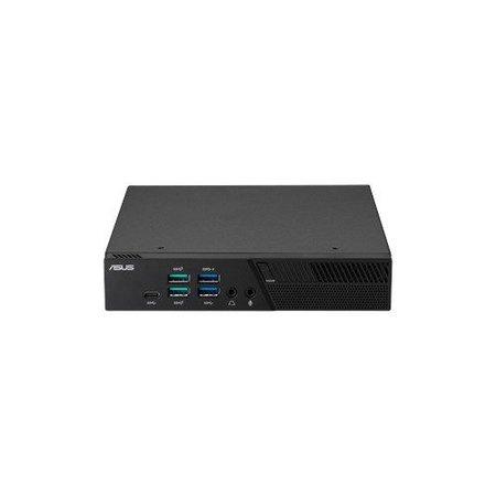 Asus ASUS PB60-B3117ZD Intel® 8de generatie Core™ i3 i3-8100T 4 GB DDR4-SDRAM 128 GB SSD mini PC Zwart Windows 10 Pro