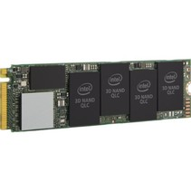 SSD 660p Series 1.0TB M.2 80mm PCIe 3.0x4 3D2 QLC Single Pack