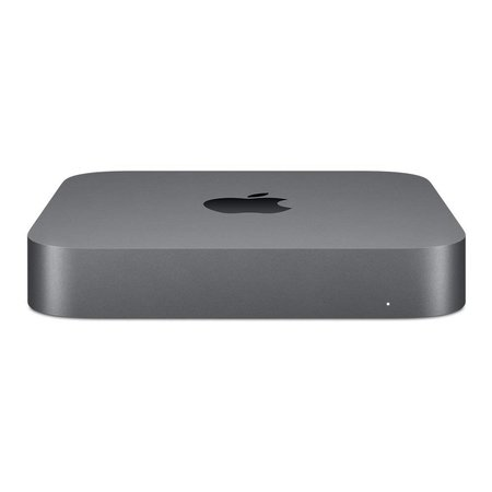 Apple Apple Mac mini 3,6 GHz Intel® 8ste generatie Core i3 Grijs Mini PC