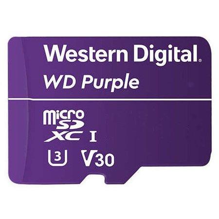Western Digital Western Digital Purple flashgeheugen 128 GB MicroSDXC