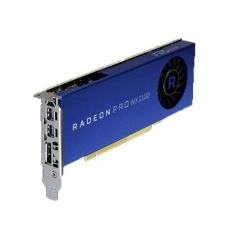 Dell DELL 490-BDZU videokaart Radeon Pro WX 2100 2 GB GDDR5
