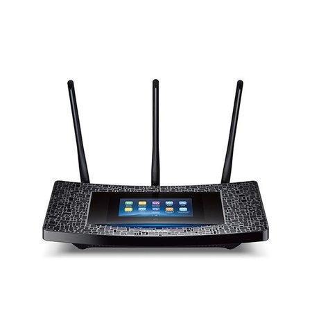 TP-LINK TP-LINK RE590T netwerkextender Network transmitter 10,100,1000 Mbit/s Zwart