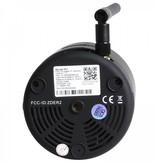 Foscam Foscam R2-Black IP-beveiligingscamera Binnen kubus Bureau 1920 x 1080 Pixels