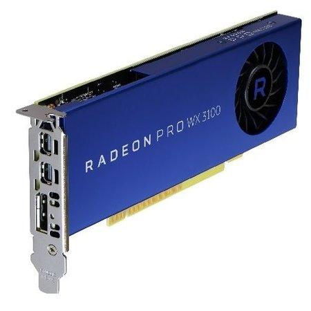 Dell DELL 490-BDZS videokaart Radeon Pro WX 3100 4 GB GDDR5