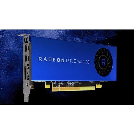 Dell AMD 490-BDZR videokaart Radeon Pro WX 2100 2 GB GDDR5