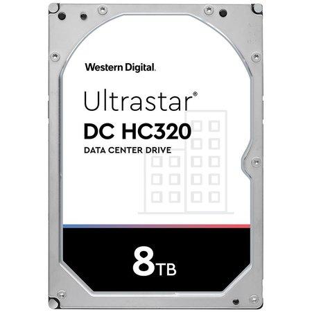 Western Digital Western Digital 8TB Ultrastar DC HC320 (7k8) SATA 512e SE  (HUS728T8TALE6L4)