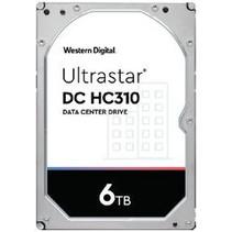 6TB Ultrastar DC HC310 (7K6) SAS 512e SE  (HUS726T6TAL5204)