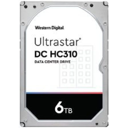 "Western Digital HGST Ultrastar 7K6 3.5"" 6000 GB SATA III"
