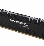 Kingston HyperX Predator HX432C16PB3A/8 geheugenmodule 8 GB 1 x 8 GB DDR4 3200 MHz