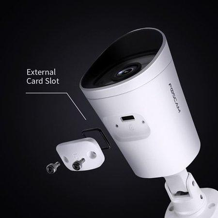 Foscam Foscam FI9912P IP-beveiligingscamera Buiten Rond Plafond/muur 1920 x 1080 Pixels