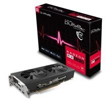 Sapphire RX 580 Pulse          4096MB,PCI-E,DVI,2xHDMI,2xDP