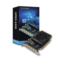 Sapphire GPRO 6200 Brown Box   4096MB,PCI-E,6xmini DP