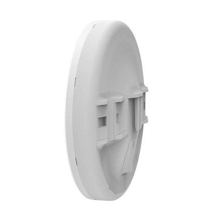 Mikrotik Mikrotik DISC Lite5 draadloze router Dual-band (2.4 GHz / 5 GHz) Fast Ethernet Wit