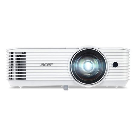 Acer Acer S1386WHN beamer/projector 3600 ANSI lumens DLP WXGA (1280x800) 3D Plafondgemonteerde projector Wit
