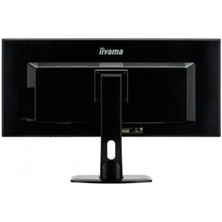 """Iiyama iiyama ProLite XUB3490WQSU-B1 LED display 86,4 cm (34"""") Wide Quad HD Flat Mat Zwart"""
