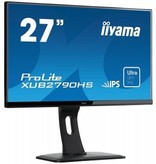 "Iiyama iiyama ProLite XUB2790HS-B1 computer monitor 68,6 cm (27"") Full HD LED Flat Mat Zwart"
