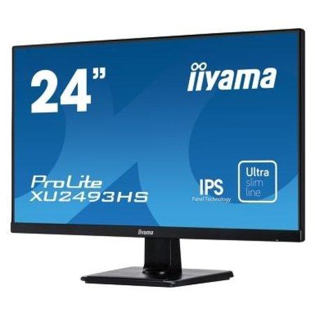 "Iiyama iiyama ProLite XU2493HS-B1 computer monitor 60,5 cm (23.8"") Full HD LED Flat Mat Zwart"