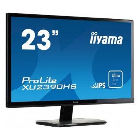 """Iiyama iiyama ProLite XU2390HS LED display 58,4 cm (23"""") Full HD Flat Zwart"""