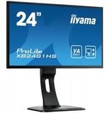 "Iiyama iiyama ProLite XB2481HS-B1 LED display 59,9 cm (23.6"") Full HD Flat Mat Zwart"