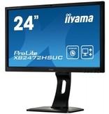 "Iiyama iiyama ProLite XB2472HSUC-B1 LED display 59,9 cm (23.6"") Full HD Flat Mat Zwart"