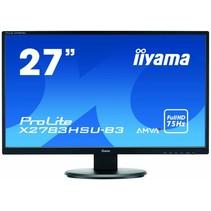 27i WIDE LCD. 1920x1080 AMVA+. LED Bl. USB-Hub (2xOut). 300 cd/m*2. 3000:1 Static Contrast. 12.000.000:1 ACR. Speakers.DisplayPort. HDMI . VGA. 4ms