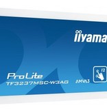 "Iiyama iiyama ProLite TF3237MSC-W3AG touch screen-monitor 80 cm (31.5"") 1920 x 1080 Pixels Wit Multi-touch Capacitief"