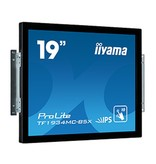 """Iiyama iiyama ProLite TF1934MC-B5X touch screen-monitor 48,3 cm (19"""") 1280 x 1024 Pixels Zwart Multi-touch"""