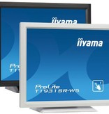 "Iiyama iiyama ProLite T1931SR-W5 touch screen-monitor 48,3 cm (19"") 1280 x 1024 Pixels Wit"