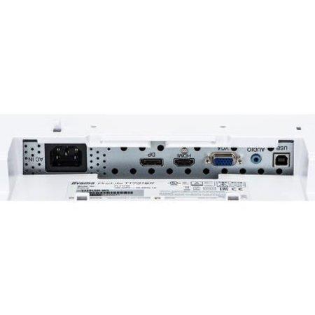 "Iiyama iiyama ProLite T1731SR-W5 touch screen-monitor 43,2 cm (17"") 1280 x 1024 Pixels Wit Single-touch"
