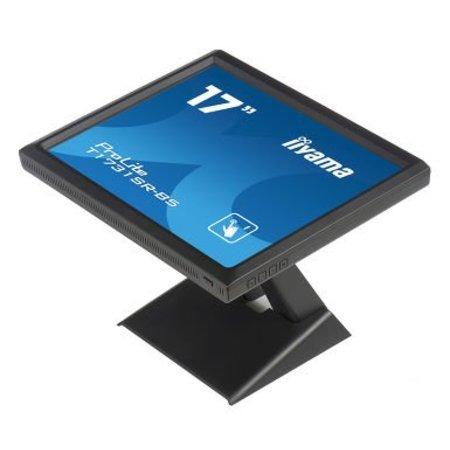 "Iiyama iiyama ProLite T1731SR-B5 touch screen-monitor 43,2 cm (17"") 1280 x 1024 Pixels Zwart Single-touch"