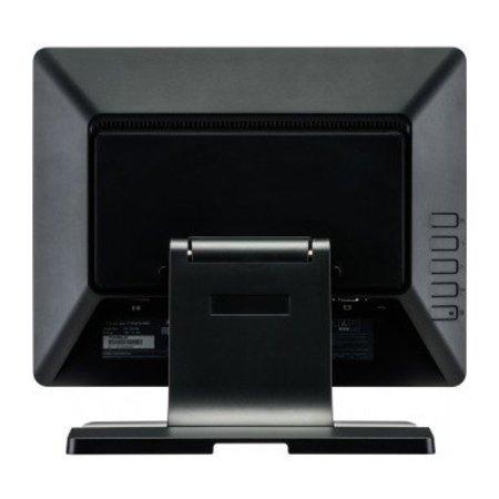 "Iiyama iiyama ProLite T1521MSC-B1 touch screen-monitor 38,1 cm (15"") 1024 x 768 Pixels Zwart Multi-touch Tafelblad"