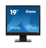 "Iiyama iiyama ProLite P1905S-2 LED display 48,3 cm (19"") HD Flat Mat Zwart"