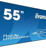 """Iiyama iiyama LH5582SB-B1 beeldkrant 138,7 cm (54.6"""") LED Full HD Digitale signage flatscreen Zwart"""