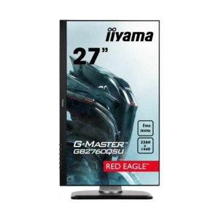 """Iiyama iiyama G-MASTER GB2760QSU-B1 LED display 68,6 cm (27"""") Wide Quad HD Flat Mat Zwart"""
