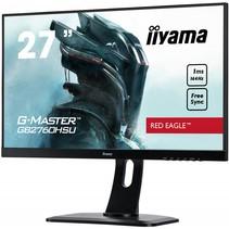 """iiyama G-MASTER GB2760HSU-B1 computer monitor 68,6 cm (27"""") 1920 x 1080 Pixels Full HD LED Zwart"""