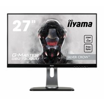 "iiyama G-MASTER GB2730QSU-B1 LED display 68,6 cm (27"") 2560 x 1440 Pixels Wide Quad HD Zwart"