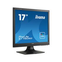 "iiyama ProLite E1780SD-B1 computer monitor 43,2 cm (17"") 1280 x 1024 Pixels SXGA LED Zwart"
