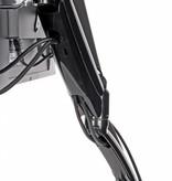 "Iiyama iiyama DS3001C-B1 flat panel bureau steun 68,6 cm (27"") Klem Zwart"
