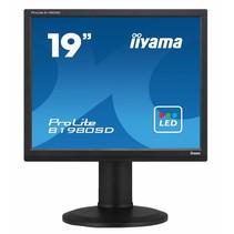 19i LED LCD. 1280x1024. 13cm Height Adj. Stand. Pivot. Speakers. VGA. DVI. 250cd/m*2. >5mln:1 ACR. 5ms. TCO5