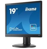 "Iiyama iiyama ProLite B1980SD computer monitor 48,3 cm (19"") LED Flat Mat Zwart"