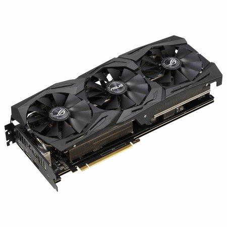 Asus ASUS ROG -STRIX-RTX2060-A6G-GAMING NVIDIA GeForce RTX 2060 6 GB GDDR6