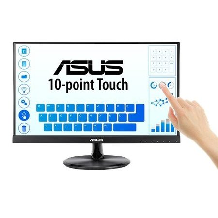 "Asus ASUS VT229H 54,6 cm (21.5"") 1920 x 1080 Pixels Full HD Zwart"
