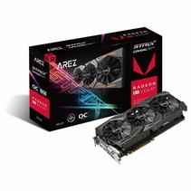 ASUS AREZ-STRIX-RXVEGA64-O8G-GAMING (8GB,DVI,HDMI,DP,Active)