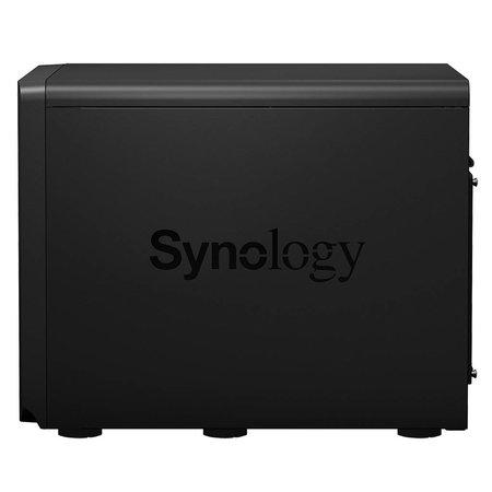 Synology Synology DiskStation DS2419+ data-opslag-server C3538 Ethernet LAN Tower Zwart NAS
