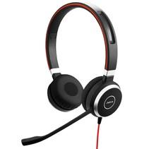 Headset Evolve 40 UC Duo USB NC bedraad