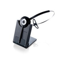 Jabra PRO 920 Headset Hoofdband Zwart