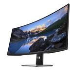 """Dell DELL UltraSharp U3818DW 95,2 cm (37.5"""") 3840 x 1600 Pixels Ultra-Wide Quad HD+ LCD Zwart"""